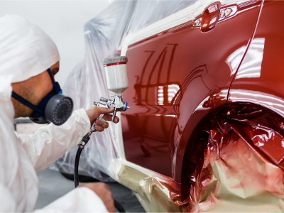 AUR32416 – Certificate III in Automotive Refinishing Technology